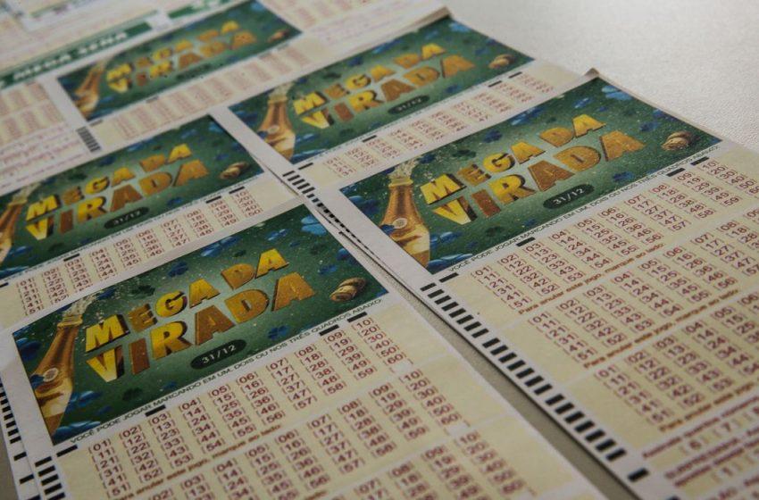 Mega da Virada sorteia 300 Milhões e a aposta pode ser realizada também online