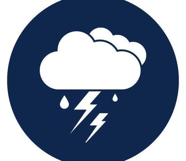 Municípios demonstram preocupação com as chuvas e repassam orientações