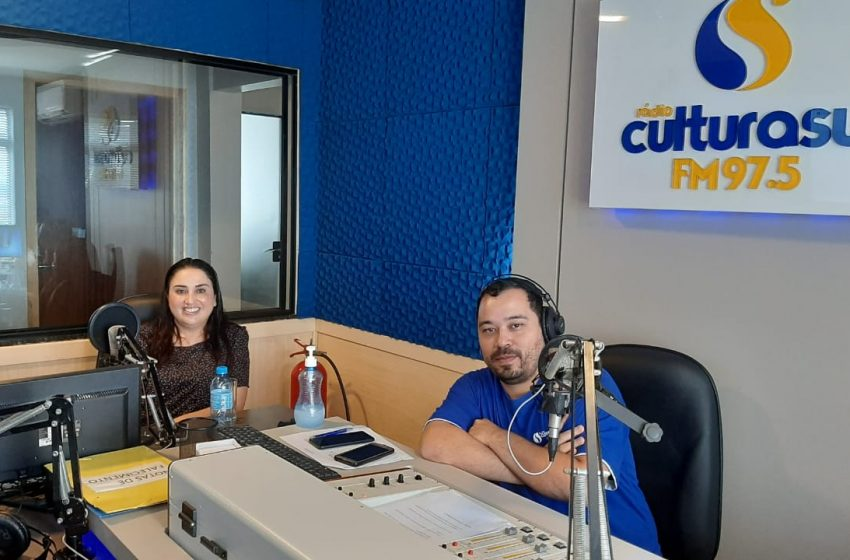 Fernanda Sardanha concede entrevista a Cultura Sul e fala sobre início de governo