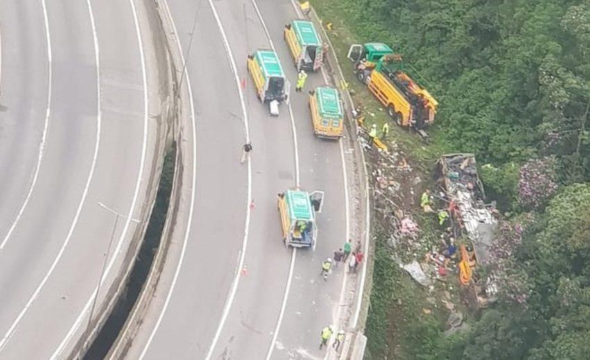 Segurança Pública se reúne com comitiva do Pará para tratar do acidente na BR-376