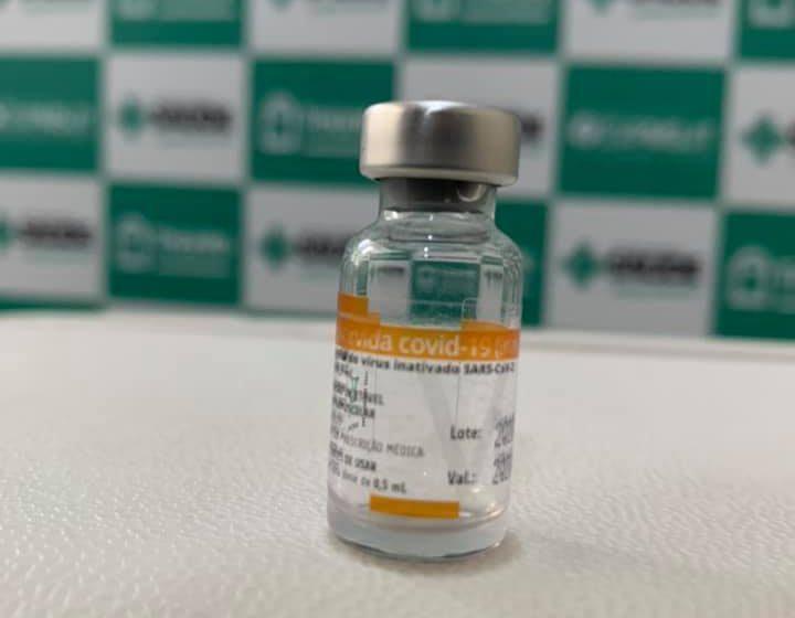 Vacinação em São João do Triunfo teve inicio na manhã de hoje 20/01