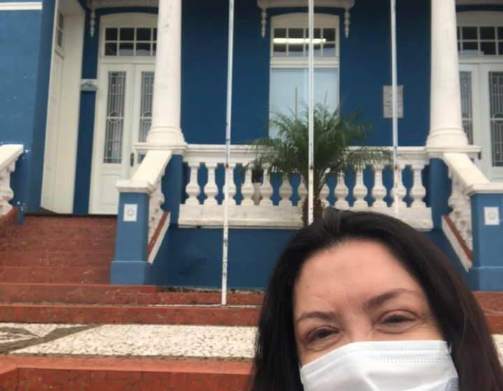 Vacinação inicia hoje em São Mateus do Sul segundo a Secretaria Marly Perrelli
