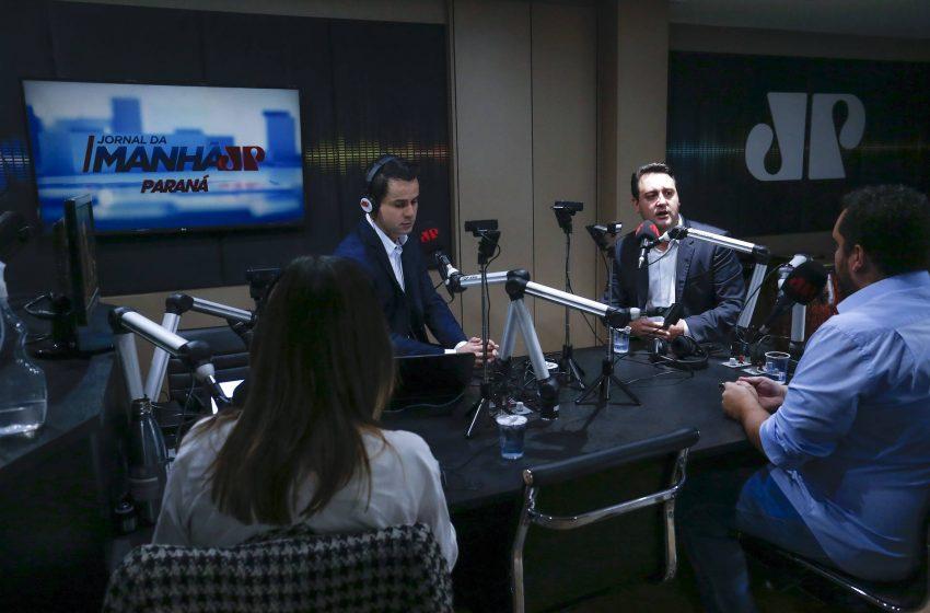Estado solicita que Ministério da Saúde reavalie quantidade de vacinas ao Paraná