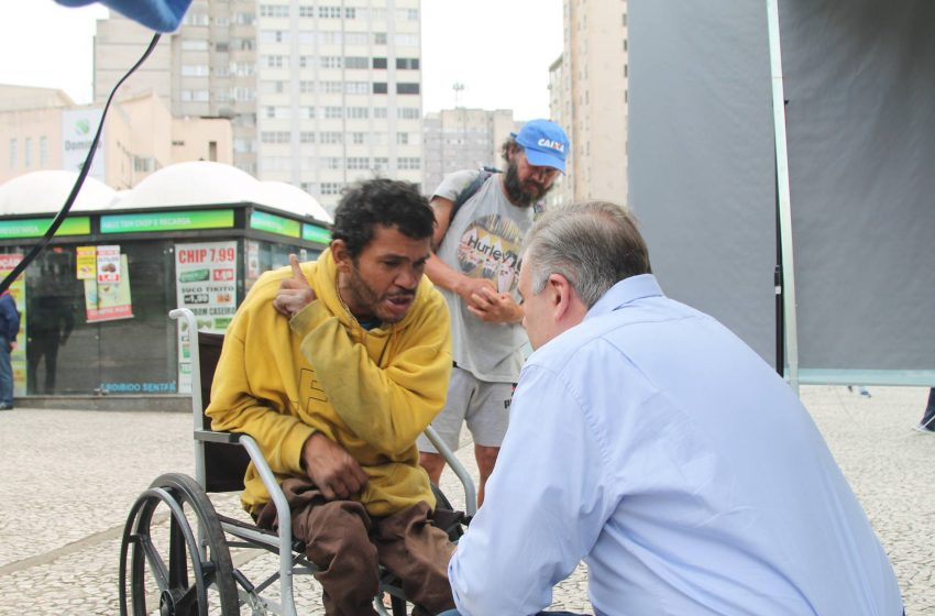 Paraná recebe projeto-piloto de moradia para população em situação de rua