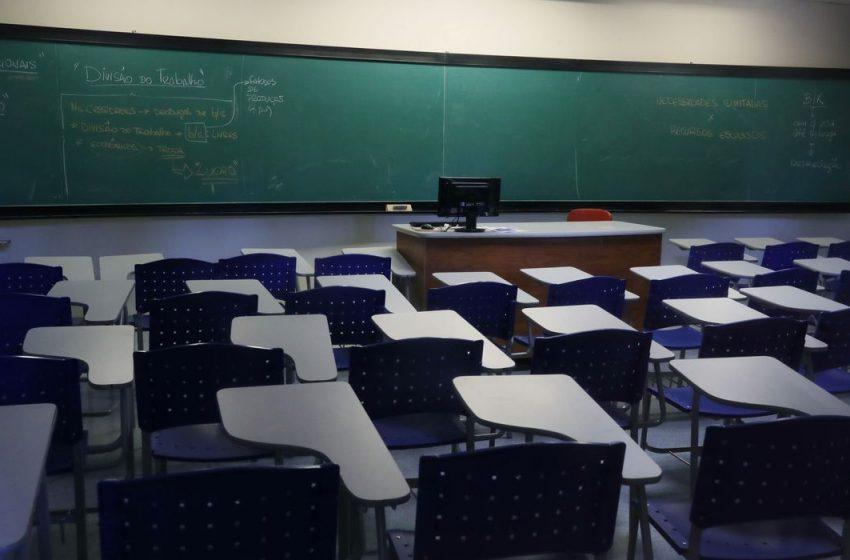 Retorno às aulas no Paraná pode ser marcado por greve dos educadores