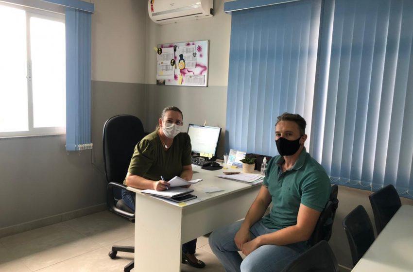 Educação e Saúde de Antônio Olinto preparam logística para vacina de professores