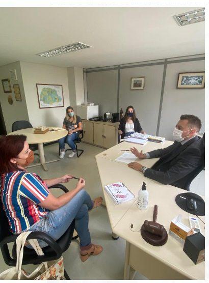 CEJUSC de União da Vitória reafirma parceria com curso de Psicologia da Uniguaçu para a região
