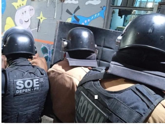 Gaeco realiza operação em União da Vitória