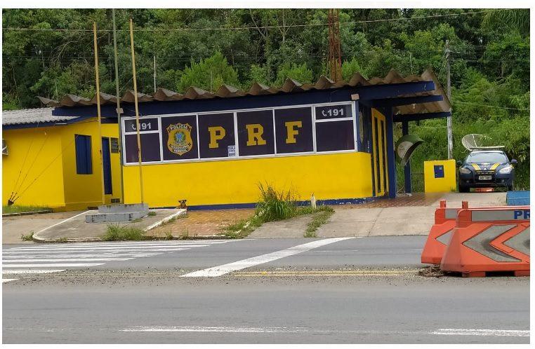 Polícia Rodoviária Federal busca a preservação da vida