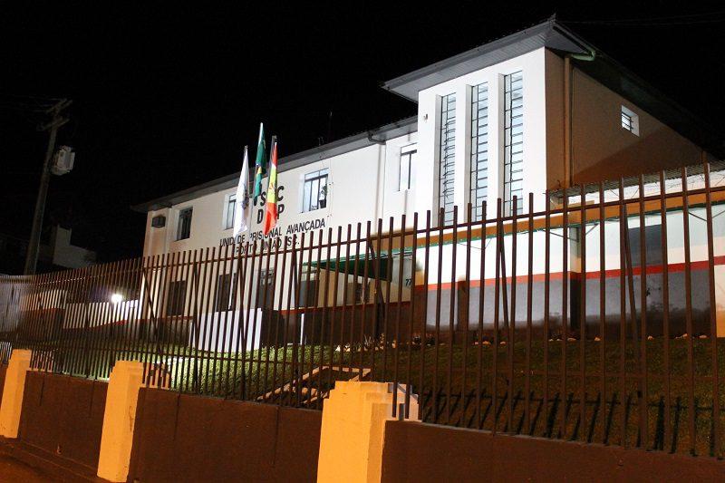 Unidade prisional de Porto União tem surto de Coronavírus, com 68 infectados