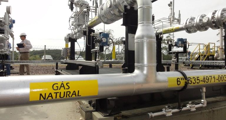 Aprovado projeto do novo marco regulatório do gás