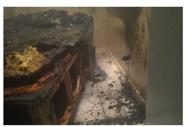 Carregador de celular pode ter causado incêndio em casa de Guarapuava