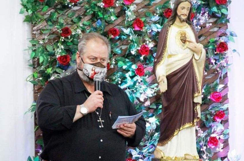 Diocese divulga boletim atualizado sobre quadro de saúde do Padre Silvano