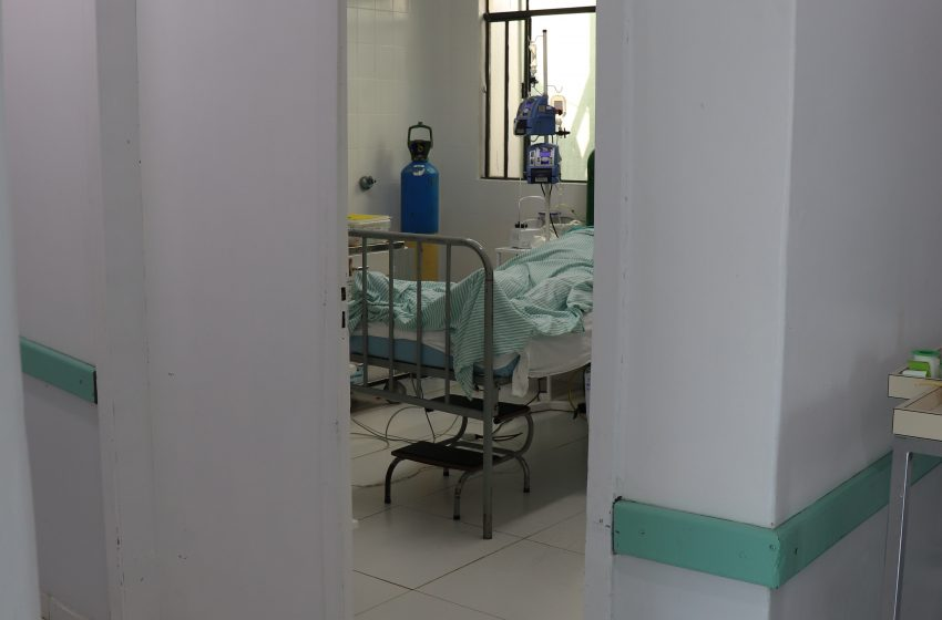 Ala Covid-19  do HMDPF já atendeu 269 pacientes