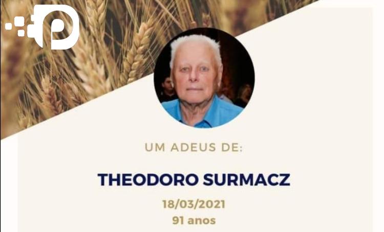 Pai do padre Silvano faleceu em Rio Azul, na madrugada desta quinta-feira