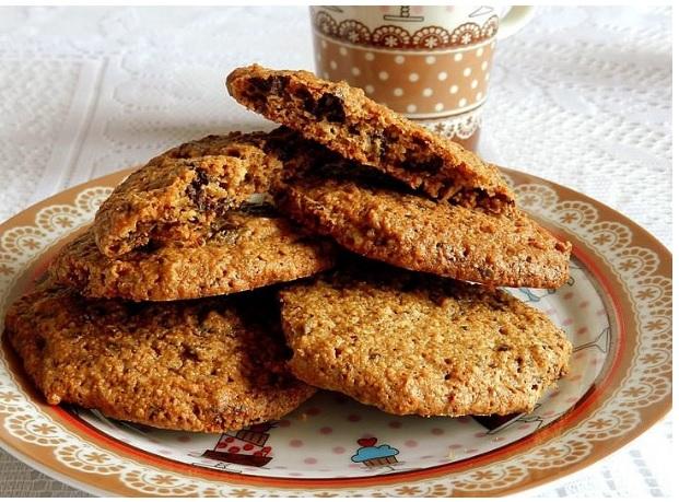 Receita Biscoito Integral Salgado