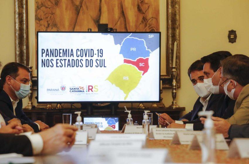 Paraná formaliza intenção de comprar 16 milhões de vacinas contra a Covid-19