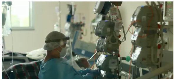 Hospital de Cascavel devolve para o estado equipamentos para tratamento da Covid-19