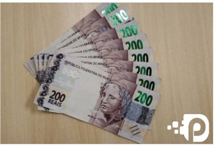 Golpe: Nota falsa de R$200 está circulando no comércio