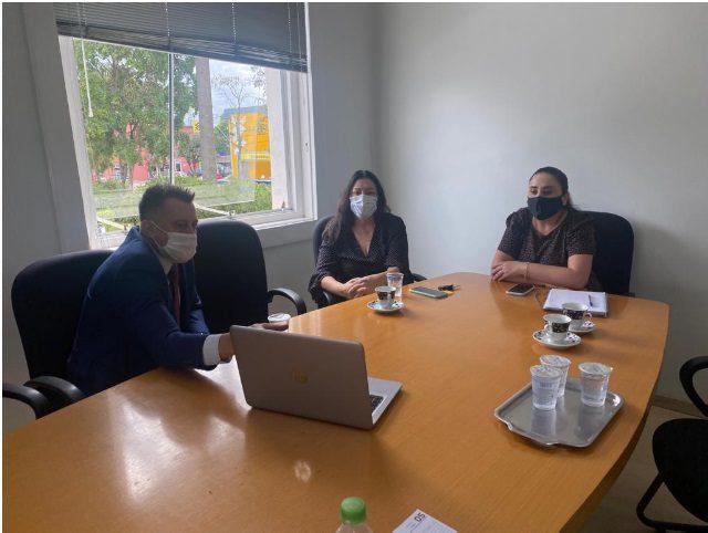 São Mateus do Sul alinha parceria para projetos de Cidadania e Saúde com CEJUSC
