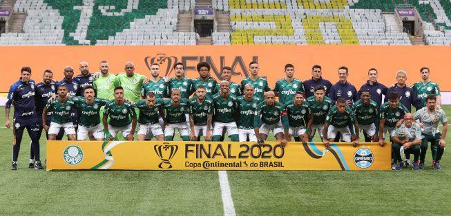 Tríplice coroa: Palmeiras é tetra campeão da Copa do Brasil