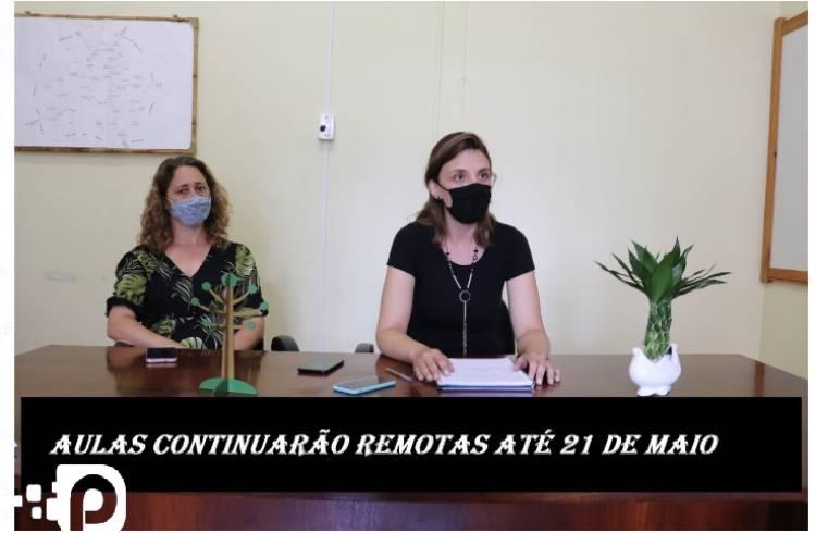 Educação: Ensino municipal em São Mateus do Sul continuará remoto