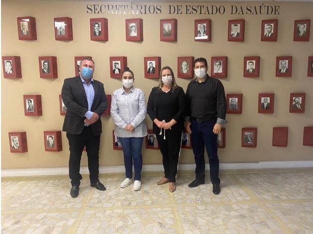 Bacil organiza comitiva que leva pedidos ao secretário Beto Preto