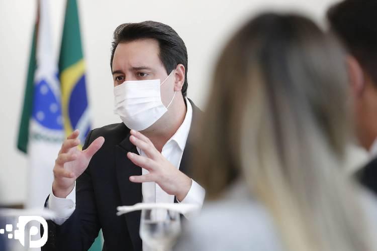 Governador se reúne com Poderes para discutir cenário da pandemia
