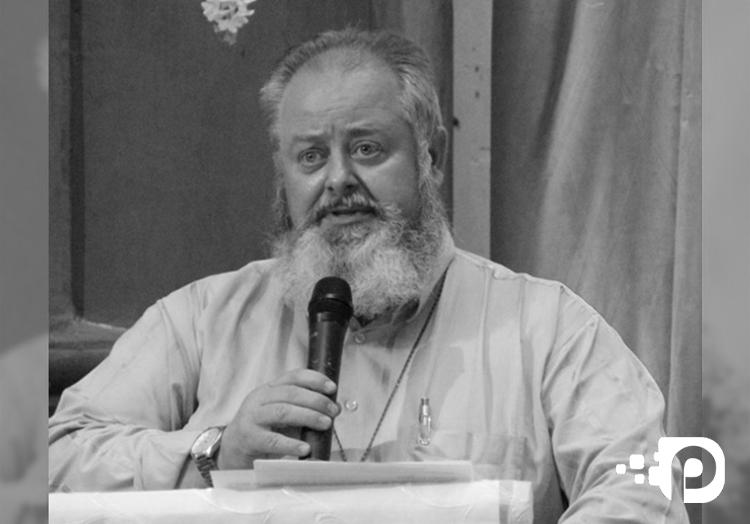 Padre Silvano falece em decorrência do Coronavírus, aos 54 anos