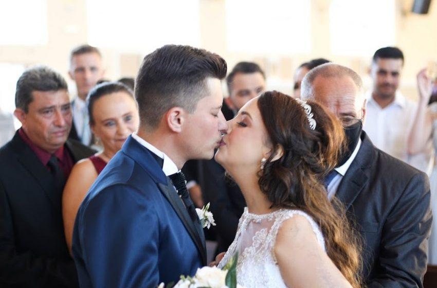 Jovem com câncer morre 10 dias após realizar sonho de se casar