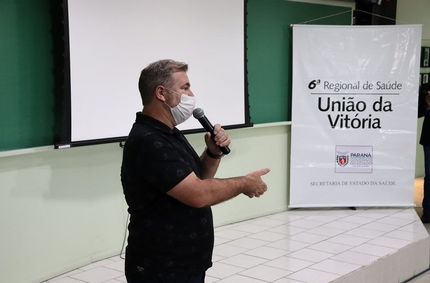 Emerson Bacil destaca anuncio de apoio financeiro estadual ao SAMU Regional