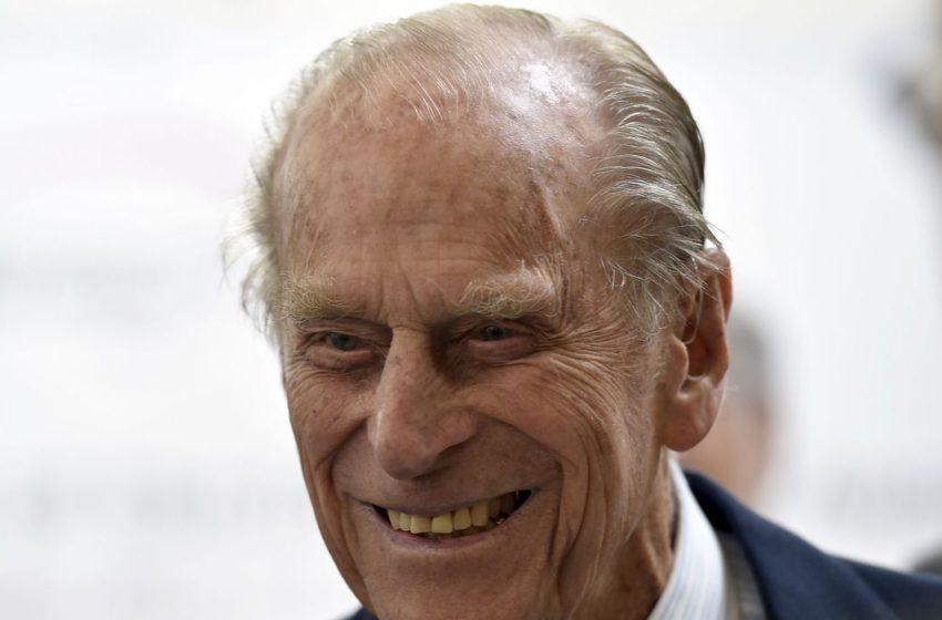 Morre aos 99 anos, príncipe Philip, marido da rainha Elizabeth II