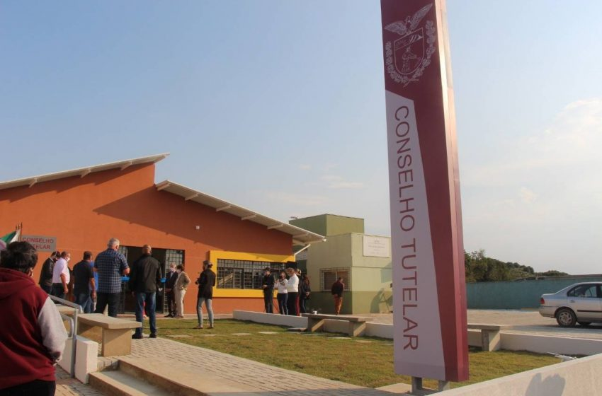 São Mateus do Sul é um dos municípios contemplados pelo governo com nova sede para o Conselho Tutelar