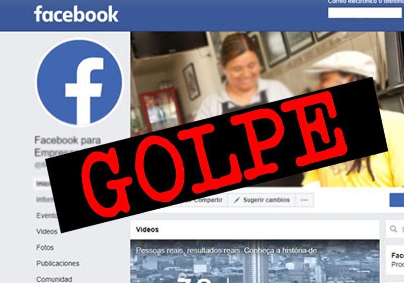 Golpe: cuidado com o golpe no Facebook e WhatsApp