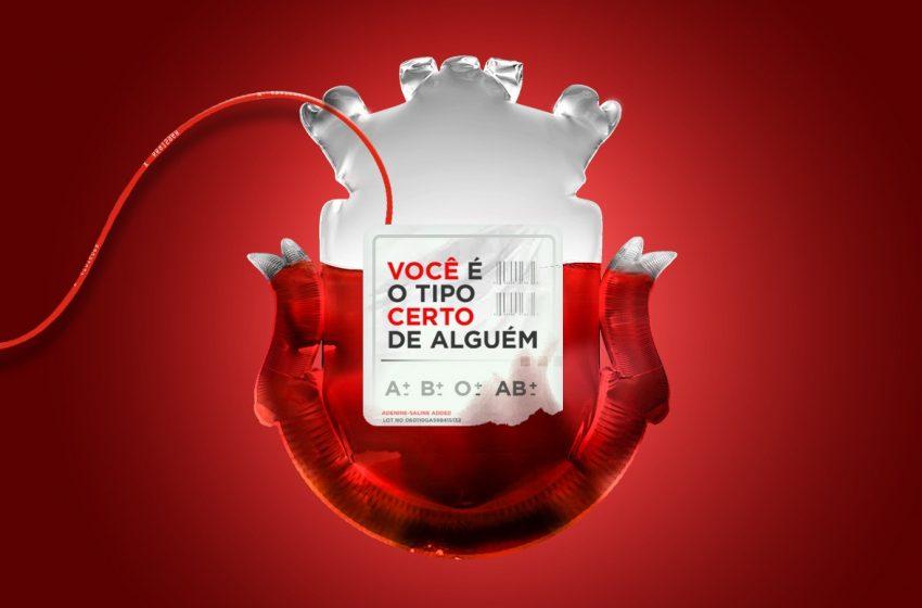 Hemepar solicita doações de sangue urgente