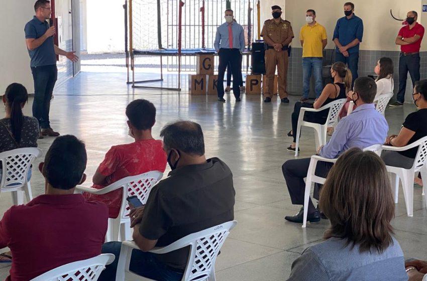 Ação da prefeitura em parceria com CEJUSC evita despejo coletivo de famílias em Bituruna