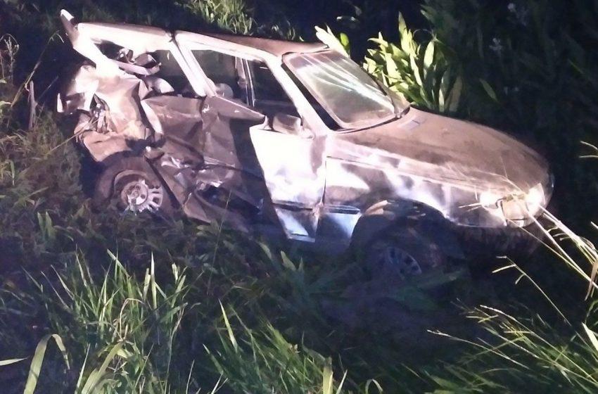 Plantão: dois veículos se envolvem em acidente na BR- 476