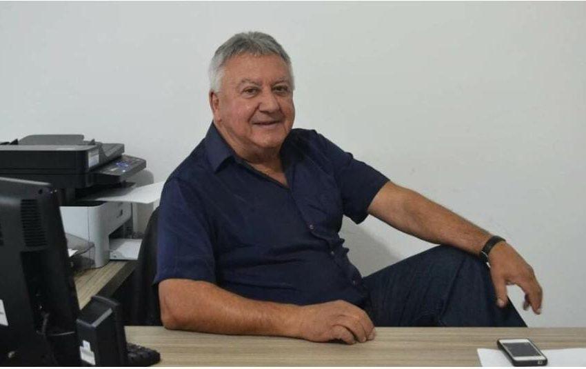 Tiquinho, sócio-proprietário da Rádio Difusora, está internado em Curitiba