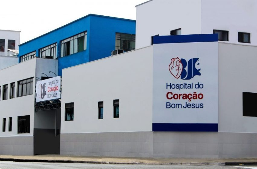 Hospital do Coração Bom Jesus de Ponta Grossa completa 59 anos de atendimento