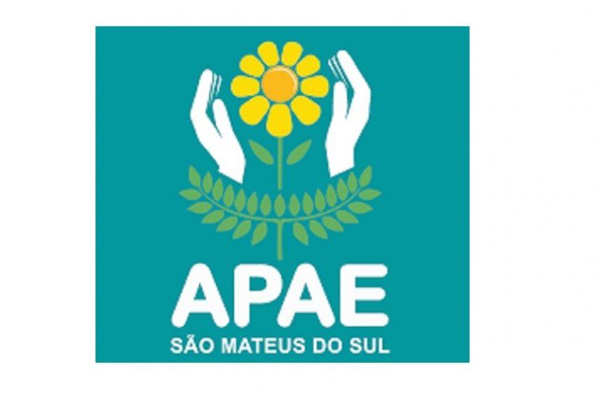 APAE de São Mateus do Sul vai receber mais de 150 mil, através de convênios com a prefeitura