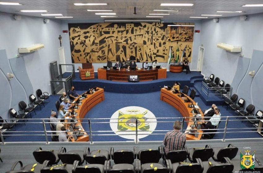Câmara aprova projeto sobre distribuição de remédios para tratamento precoce da Covid-19 em Ponta Grossa