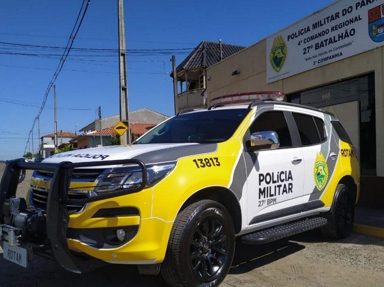 Duas ocorrências policiais de sábado envolvem drogas em São Mateus do Sul