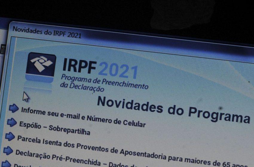 Câmara aprova projeto que prorroga entrega do IR até 31 de julho