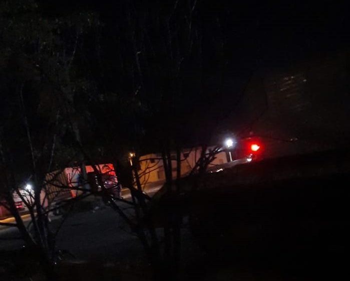 Plantão: motorista morre atropelado pelo próprio caminhão em pátio de posto de combustível