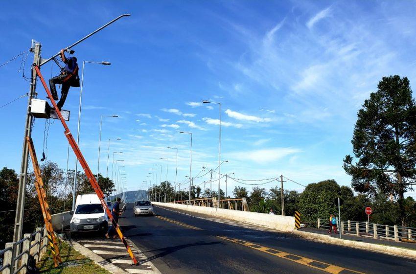 União da Vitória instala câmeras de segurança e monitoramento, no programa 'muralha digital'