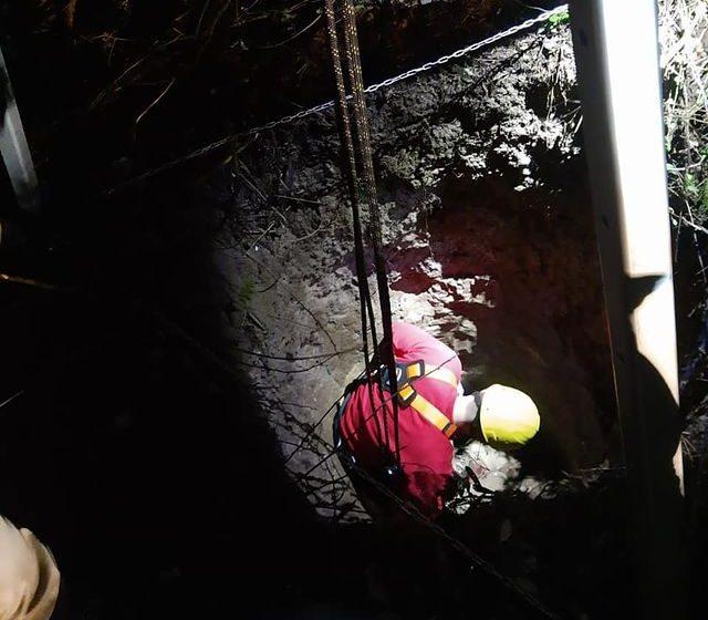 Idoso desaparecido é encontrado em óbito dentro de um poço em Papanduva