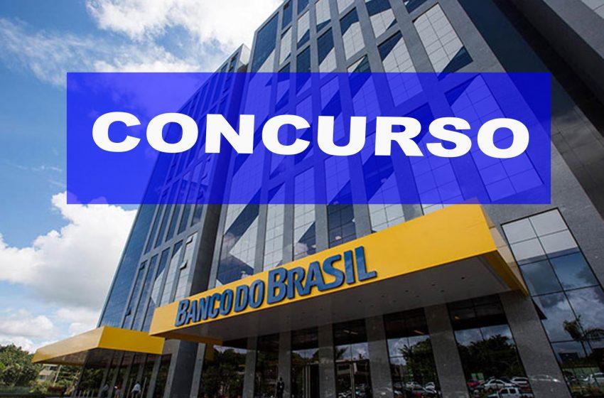 Banco do Brasil abre concurso para 4.480 vagas, a remuneração inicial é de mais de 3 mil reais