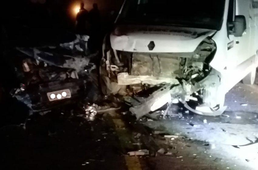 Bebê morre em acidente entre dois veículos, na BR-280 em Porto União