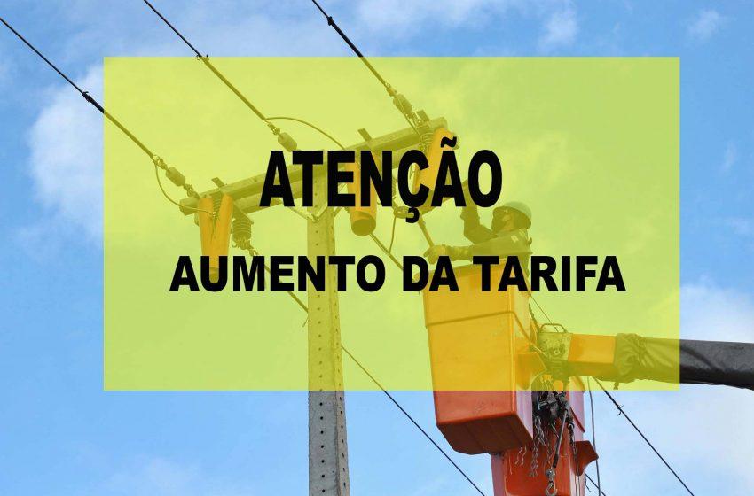 Conta de luz fica 8,97% mais cara para consumidor residencial no Paraná