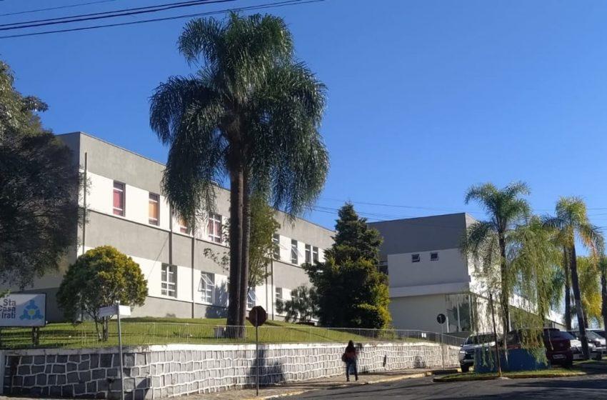 Santa Casa vai receber mais de meio milhão de reais da prefeitura de Irati